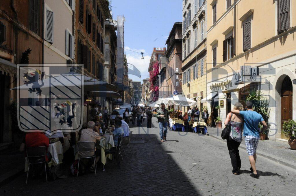 STREET FOOD IN PRATI / BORGO PIO